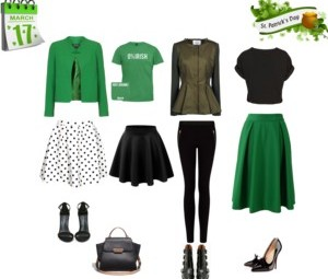 St. Patrick's Day Fashion